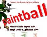 Spartakiada – czas na paintball